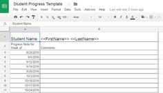 The Techy Coach Blog: Google Apps Script - Create an Email Button in Google Sheets