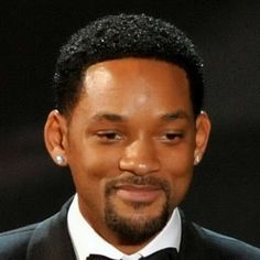 African American mens hair styles Will Smith #2013