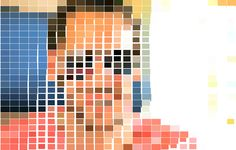Mosaic of my brother in law.