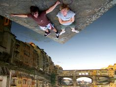 Brilliant Forced Perspective Photos: http://www.playmagazine.info/forced-perspective-photos/