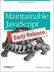 Maintainable JavaScript doesn't just recommend a set of guidelines, it examines guidelines being used and recommended by others in the industry, so you get a feel for what's common in well-run JavaScript projects