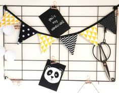 Vlaggenlijn babykamer okergeel | zwart Wonderwall, Advent Calendar, Holiday Decor, Mini, Home Decor, Decoration Home, Room Decor, Interior Decorating