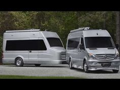 Custom Campers, Custom Trailers, Camper Trailers, Custom Trucks, Trailer Build, Car Trailer, Mercedes Benz Maybach, Mercedes Sprinter, Chinook Rv
