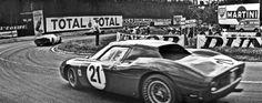 The winning NART #Ferrari 250LM - #LeMans 1965