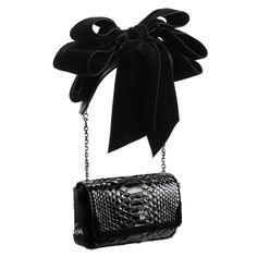 Bag from Louboutin: Artemis Noeud o_O wow.