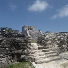 Tulum Ruins, Riviera Maya, Mexico ! This is a spectacular place!
