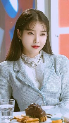 Singer Fashion, Iu Fashion, Korean Fashion, Korean Beauty, Asian Beauty, Korean Girl, Asian Girl, Pretty Asian, Korean Artist