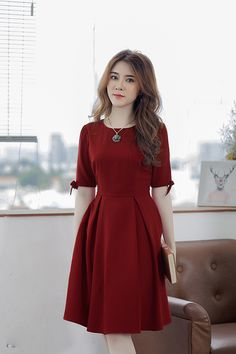 Stylish Work Outfits, Stylish Clothes For Women, Frock Fashion, Fashion Dresses, Dress Outfits, Indian Designer Outfits, Designer Dresses, Modest Dresses Casual, Girl Dress Patterns
