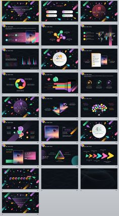 25+ business colour Creative PowerPoint template #powerpoint #templates #presentation #animation #backgrounds #pptwork.com #annual #report #business #company #design #creative #slide #infographic #chart #themes #ppt #pptx #slideshow