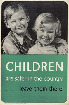 Safer in the Country
