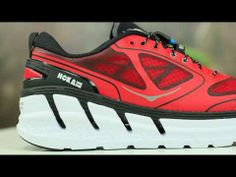 Hoka One One Conquest Tarmac- Review 2014 Asics, The One, Running Shoes, Retail, Sport, Sneakers, Runing Shoes, Tennis, Deporte
