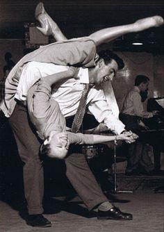 I wish we still danced like this...