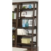 Found it at Wayfair - Promenade Bookcase Etagere Bookcase, Ladder Bookcase, Riverside Furniture, Tuscan Style Homes, Fall Living Room, Kitchen Family Rooms, Home Remodeling, Shelves, Contemporary