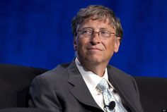 The 10 Richest People In The World  #2. Bill Gates is co-founder of Microsoft and the U.S.'s richest man.    Estimated net worth as of August 8, 2012: $63.3 billion (Bloomberg Billionaires Index).