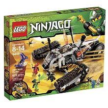 LEGO Ninjago - Ultra Sonic Raider (9449)