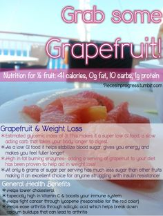 Grapefruit is fantastic in salads, especially ones with goat or feta cheese, in salsa's, on fish or broiled.