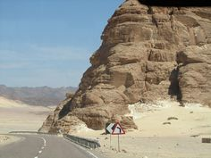 Sinai desert. This was an amazing trip to St. Catherine's monastery in Egypt.