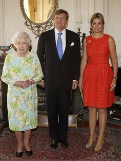 Koningin Máxima - Slideshow: de mooiste foto's van Koningin Máxima