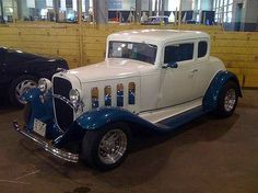 32 Chevrolet coupe