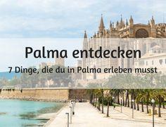 Mallorca hat viele wunderschöne Orte und Fleckchen Erde zu entdecken. Vor allem die kleineren Städte haben es mir schwer angetan. Santanyi und Ariany haben mich vom ersten Moment an total begeistert und fasziniert. Aber wer nach Mallorca fliegt, der wird um die Hauptstadt der Baleareninsel wahrscheinlich nicht drum herumkommen. Und das sollst du auch auf