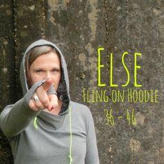 Hoodie Else von Schneidermeistern