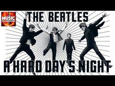 THE BEATLES   A HARD DAYS NIGHT   Full Movie - YouTube