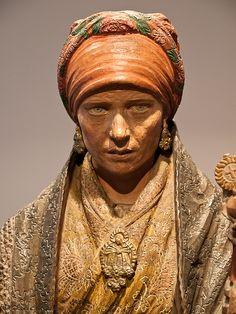 Mujer gallega. Escultor Asorey Spain Travel, Architecture Details, Folk, Sculpture, Statue, Faces, Beautiful, Sculptures, Art