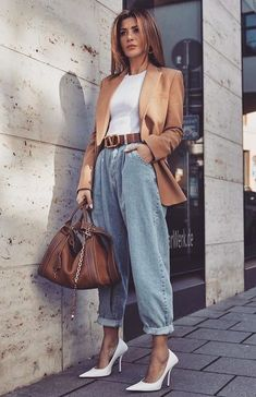Summer Outfits Women 20s, Fall Outfits, Elegant Summer Outfits, Couple Outfits, Elegant Outfit, Looks Chic, Looks Style, Fashion 2020, Look Fashion