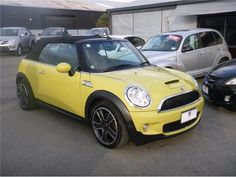 2009 Mini Cooper S cabriolet 6 speed manual. Love this car, so zippy!