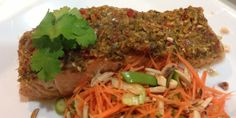 Wazz It Up! Thai Salmon