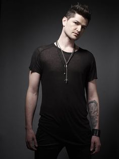 Danny O'Donoghue....good Lord he is the hottest damn thing