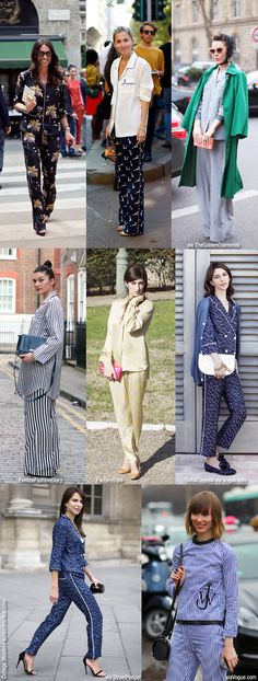 Would love to experiment with pjs as daywear