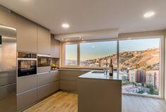 Cocinas de diseño. Proyecto Kansei, Campana de cocina compact Novy cuando la altura del techo manda