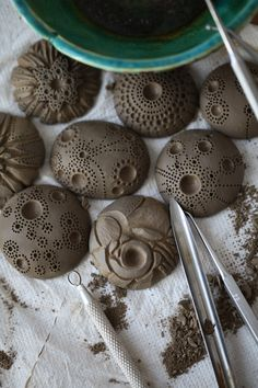 Ceramic#decors#workshop by Nomen Omen Studio