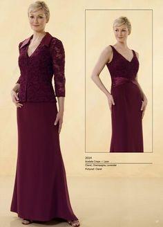 59c096c56e 2015 Sleeveless V-neck Chiffon Burgundy Jacket Floor Length Mother of the  Bride Dresses MBD0091