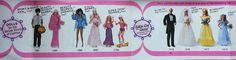 https://flic.kr/p/gnjxuz | booklet barbie 1979 Wedding party fashion