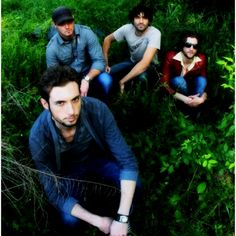 Band photography - much better in the grass