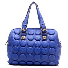 Women's Bubble  Designer Inspired Fashion Boston Bag by The RedDame Fashion Store on Opensky
