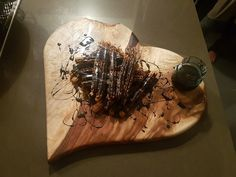 #4mywife Custom made serving platter for my lady