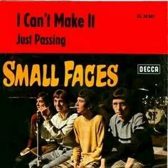 #TapasDeDiscos The Small Faces -> I Can't Make It