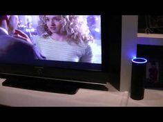 Control Your TV With Amazon Echo - YouTube Amazon Echo Tips, Amazon Alexa Echo Dot, Alexa Dot, Amazon Dot, Alexa Skills, Iphone Hacks, Security Tips, Environmental Design, Cool Tech