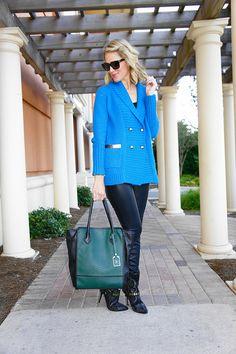 GiGi New York: Julia Tote, Belle de Couture Fashion Blog