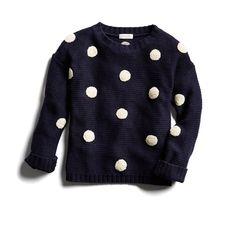 Stitch Fix Fall Stylist Picks: Polka Dot Sweater