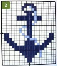 Zugehöriges Bild Image Related Related - Diy Crafts Knitting Charts, Baby Knitting Patterns, Knitting Stitches, Cross Stitch Cards, Cross Stitching, Cross Stitch Embroidery, Loom Beading, Beading Patterns, Cross Stitch Designs