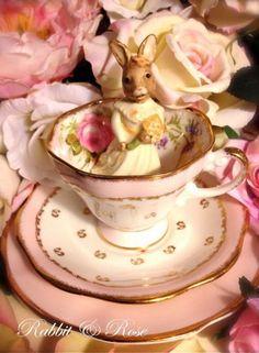 Rabbit and Rose Vintage Tea Company