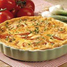 Varm tomatpaj - http://www.mytaste.se/r/varm-tomatpaj-11910114.html