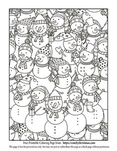 Printable Christmas Coloring Pages for Adults . 24 Printable Christmas Coloring Pages for Adults . Snowman Coloring Pages, Printable Christmas Coloring Pages, Christmas Coloring Sheets, Pokemon Coloring Pages, Coloring Sheets For Kids, Printable Adult Coloring Pages, Cute Coloring Pages, Free Christmas Printables, Coloring Books