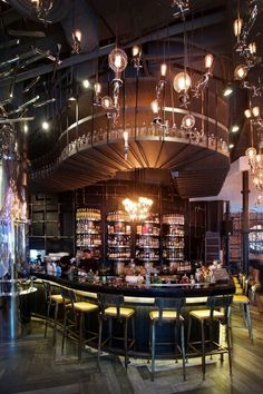 1881 Bar & Restaurant by party/space/design at CentralWorld Mall, Bangkok – Thailand » Retail Design Blog