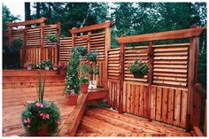 Flex·fence louvered hardware for fences, decks, pergolas, hot tub privacy and so much more!