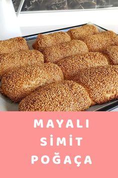 Mayalı Simit Poğaça No Cook Meals, Cereal, Cooking, Breakfast, Food, Breakfast Cafe, Meal, Koken, Hoods